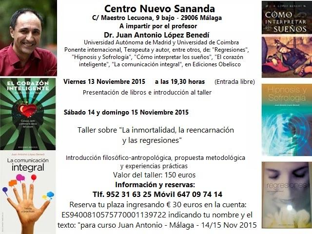 Taller Málaga Nov 2015