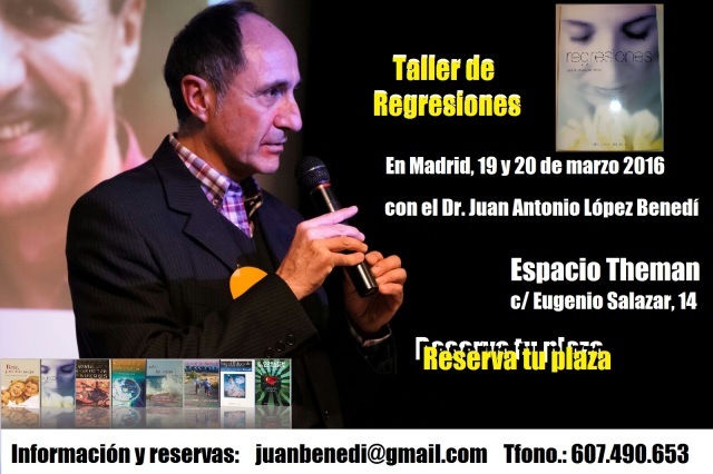 Regresiones Madrid Marzo