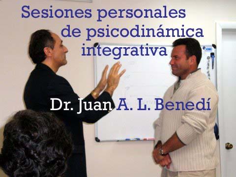 Sesiones personales integrativas